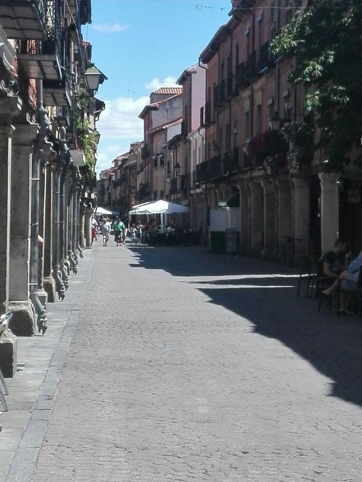 Alcala de Henares. Madrid. Spain