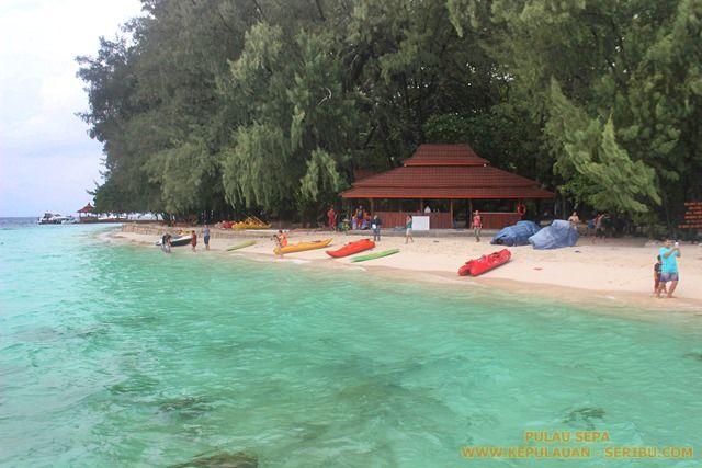 Pulau Sepa Resort