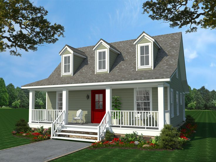 72 best vacation house plans images on pinterest cabin house plans tiny houses and cottage ideas - Summer house plans delight relaxation ...