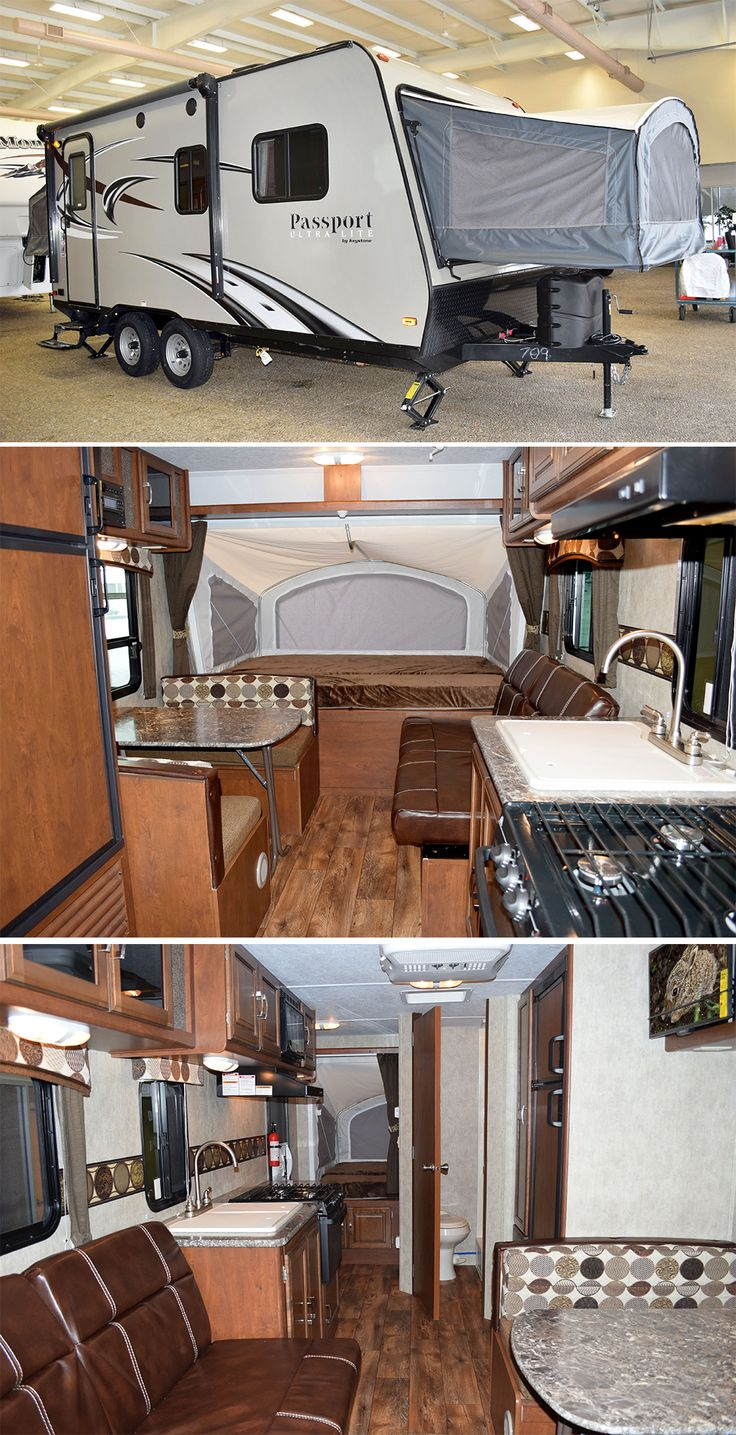 2015 keystone passport 171exp travel trailer passport is lighter and fully equipped it is