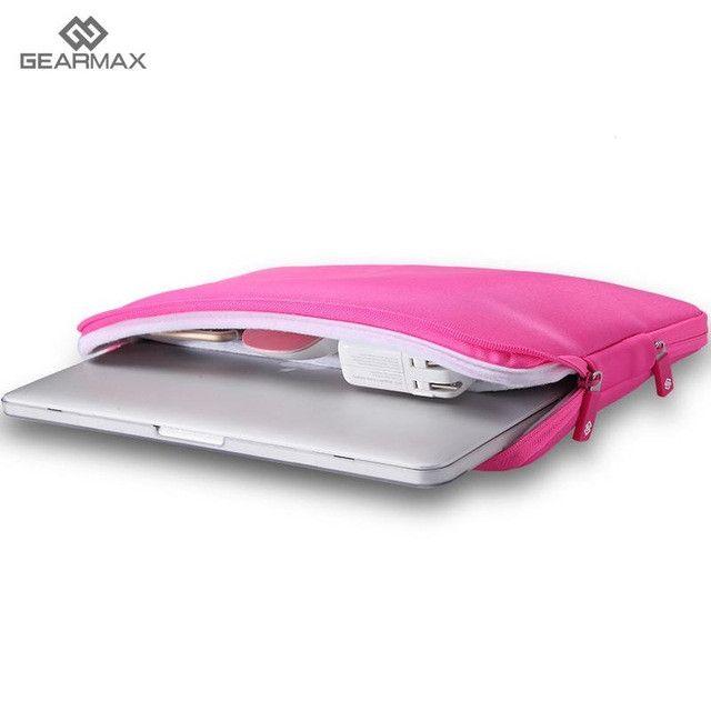 GEARMAX 100% Waterproof Neoprene Laptop Case for MacBook Air 13 Laptop Bag for Dell XPS 13 Notebook Bag for Macbook Pro 13 Case