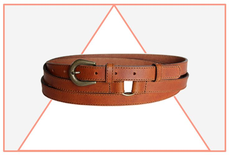 One of Jinger Jack's most popular products and it's easy to see why. This simple yet gorgeous double wrap around belt in smooth Tan will add luxe to the simplest of outfits. Available in three sizes this lovely belt is made out of a premium 100% genuine leather and is hand crafted in South Africa. http://www.travellerstrading.com/product/the-double-wrap-around-belt/