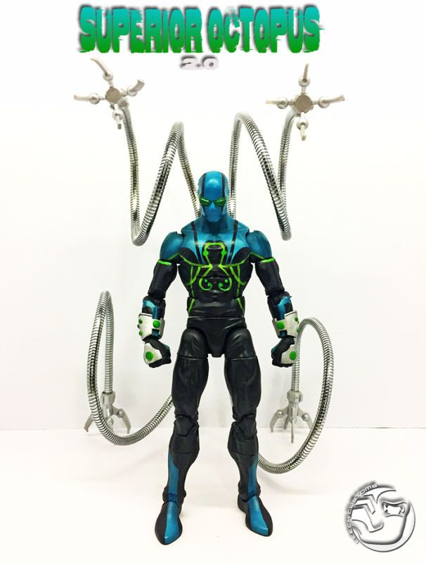 Superior Octopus 2.0 (Marvel Legends) Custom Action Figure