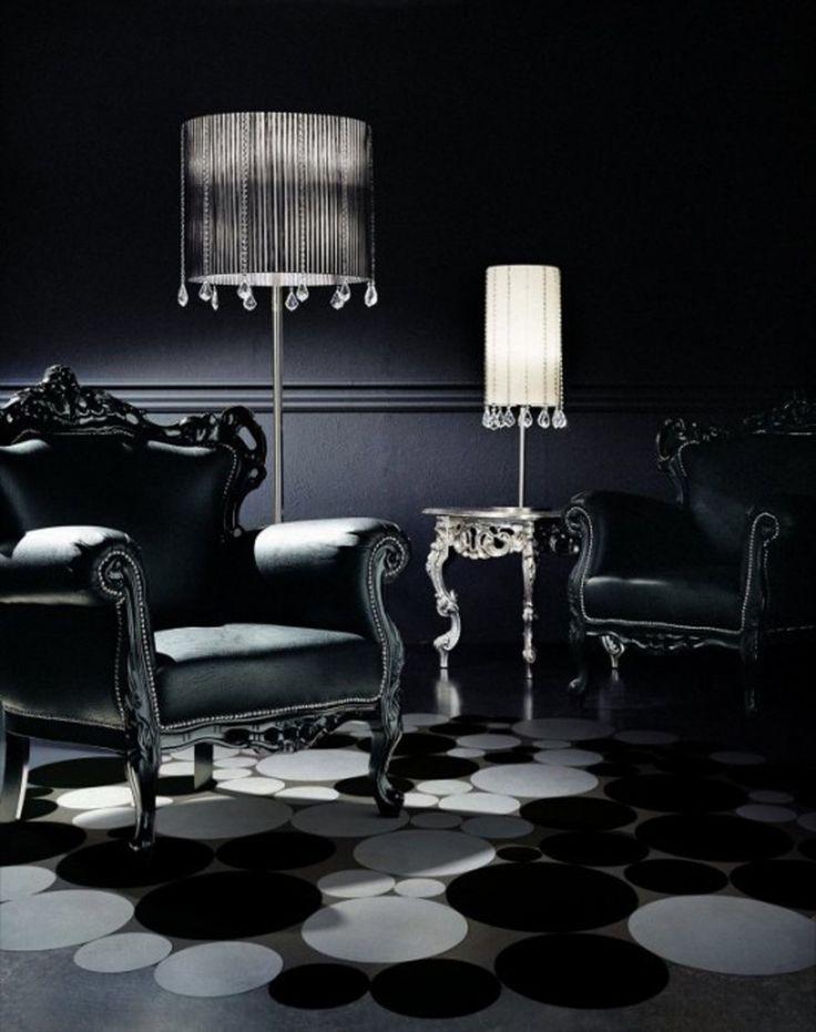 7e67e9a5f291ae52f4ed80f97e006643 black living rooms dark rooms