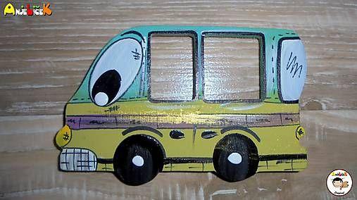 anjelicek / Magnetka - autobus