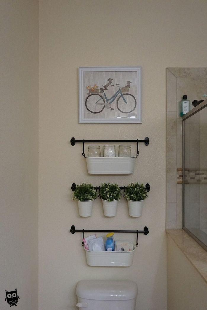 10 Clever Quick And Easy Tips Bathroom Organization Ideas Bathroomorganization Badezimmer Klein Badezimmer Dekor Und Kleines Bad Dekorieren