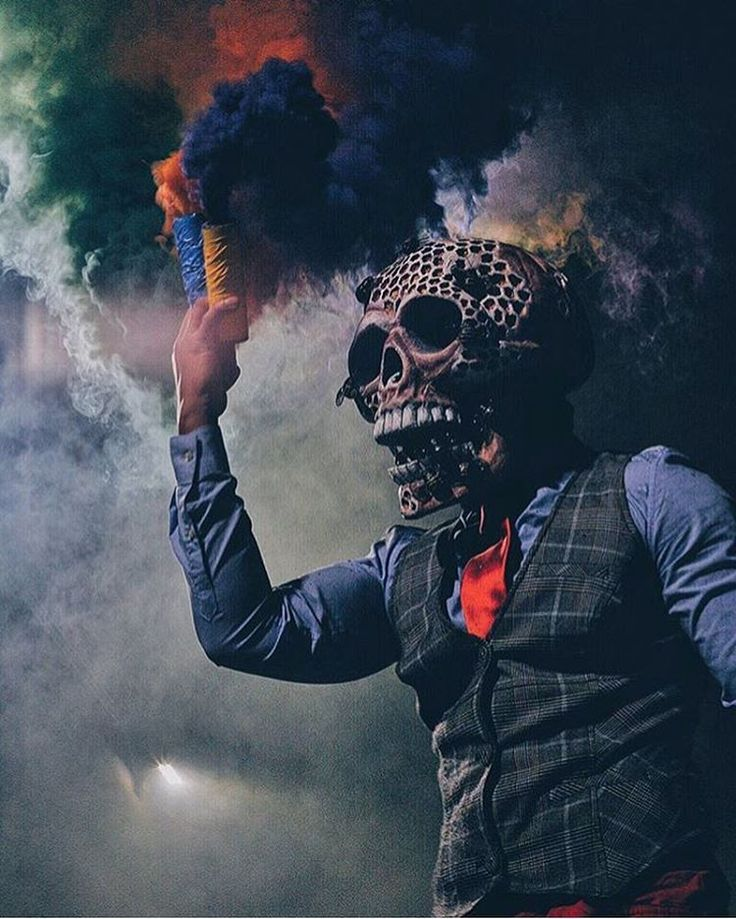how to make smoke bombs for photography