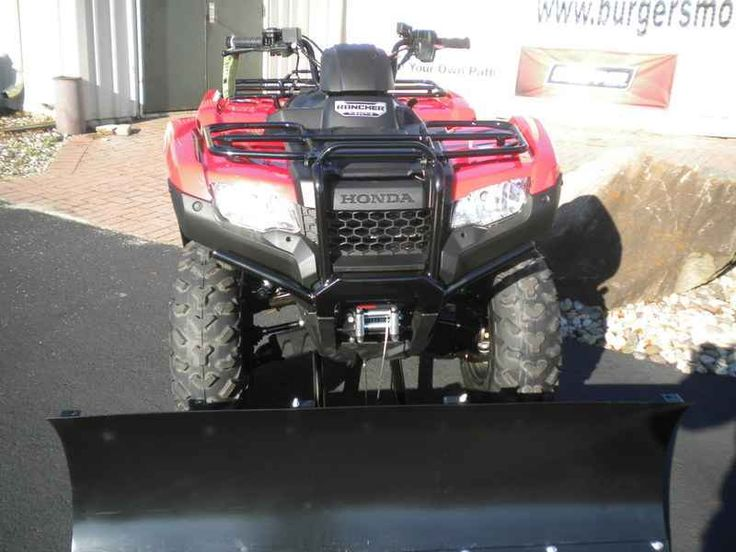 New 2017 Honda FourTrax Rancher 4X4 ES ATVs For Sale in New Jersey. 2017 Honda FourTrax Rancher 4X4 ES, SET UP WITH WINCH AND WARN PLOW. READY TO GO 2017 Honda® FourTrax® Rancher® 4X4 ES Something For Just About Everyone. Any mechanic, woodworker, tradesman or craftsman knows that the right tool makes the job a whole lot easier. And having the right tool means having a choice. We ve all seen someone try to drive a screw with a butter knife, or pound a nail with a shoe heel. The results…