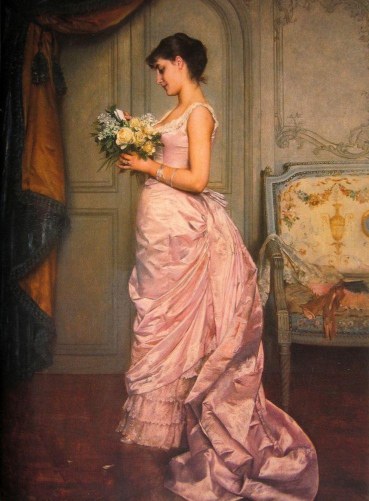 Auguste Toulmouche Auguste Toulmouche (September 21, 1829 - October 16, 1890)…