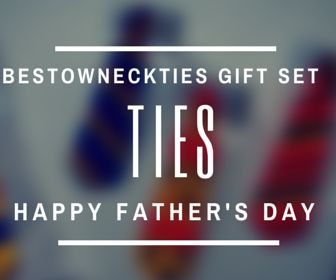 Ties Gift Box on Fathers Day