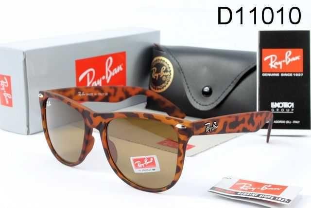 Glass Ray Ban Sunglasses
