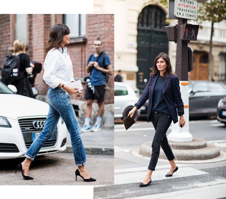Emmanuelle Alt Via Mybougeotte A Guide To French Fashion