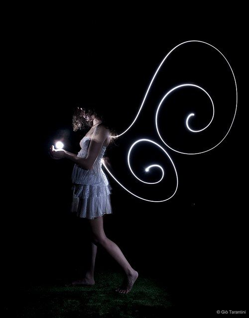 Love this #LightPainting effect. Try it with GE Enbrighten® Battery Operated Guide Light.   Available at https://byjasco.com/products/ge-enbrighten-battery-operated-touch-onoff-guide-light-brushed-nickel-finish  (Photo Credit: Giò Tarantini Photography)