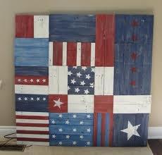Americana/Patriotic Basket
