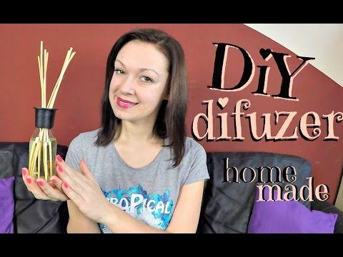 DiY difuzer / DiY osvěžovač vzduchu