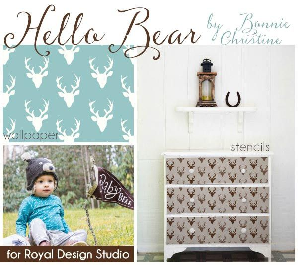 Image Result For Deer Home Decor