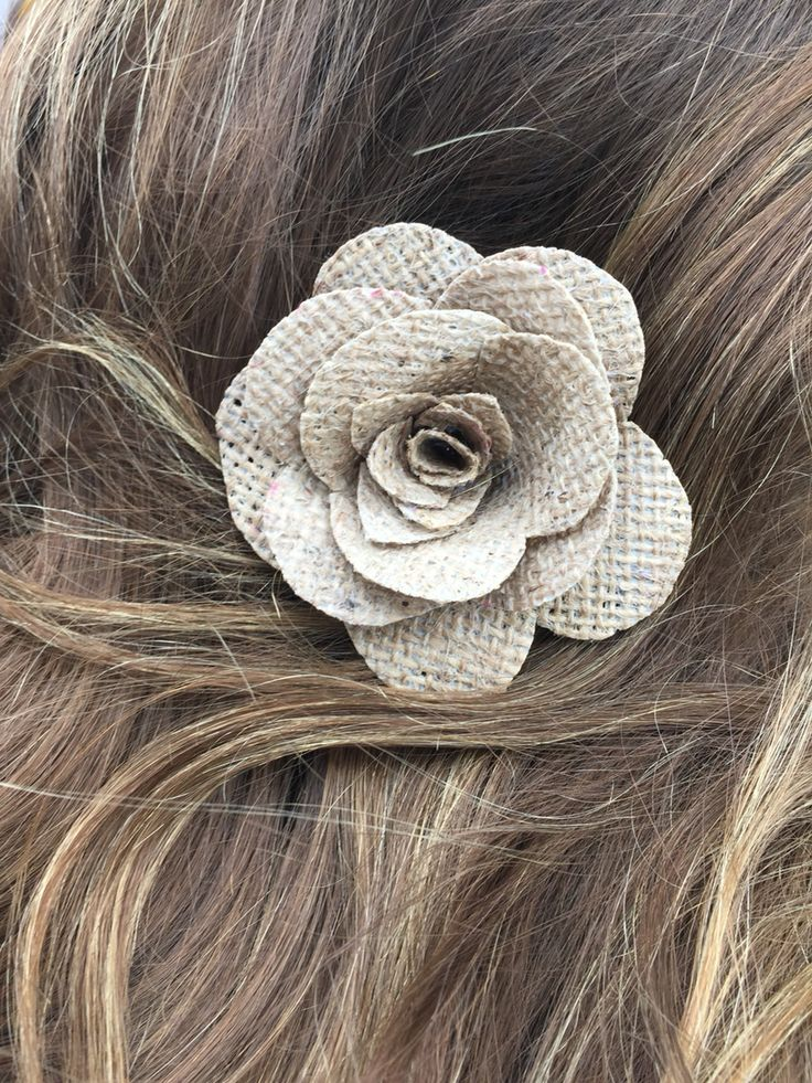Add a little rustic to your hair