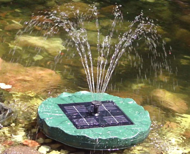 This Specific Solar Water Feature Is The Perfect Addition To Any Home.  Check Us Out