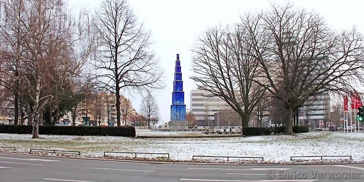Theodor-Heuss-Platz  Foto: BerlinOnline/Enrico Verworner