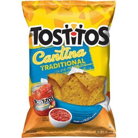 Tostitos Cantina Traditional Tortilla Chips, 12 oz.