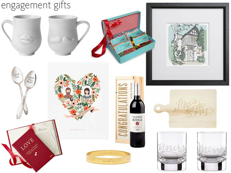 56 unique engagement gift ideas any couple will love!
