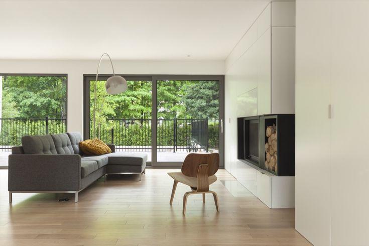 Gallery of Résidence Belcourt / Atelier Pierre Thibault - 8