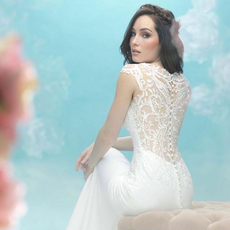 The 55 best Wedding Dresses: Lace images on Pinterest   Wedding ...