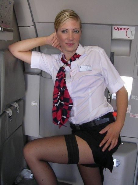 Why You Should Be Dating A Flight Attendant