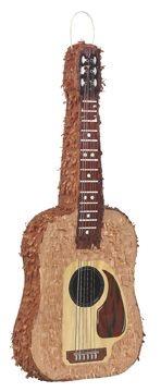Piniata w kształcie gitary!
