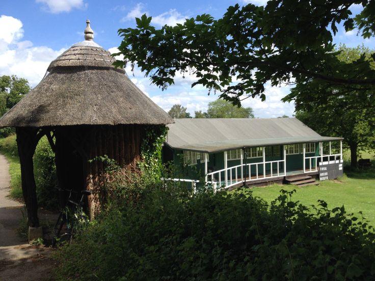 Old Warden Cricket Pavilion, Old Warden, Bedfordshire.