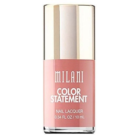 Milani Color Statement Nail Lacquer - 31 Pink Beige (Pack of 3)