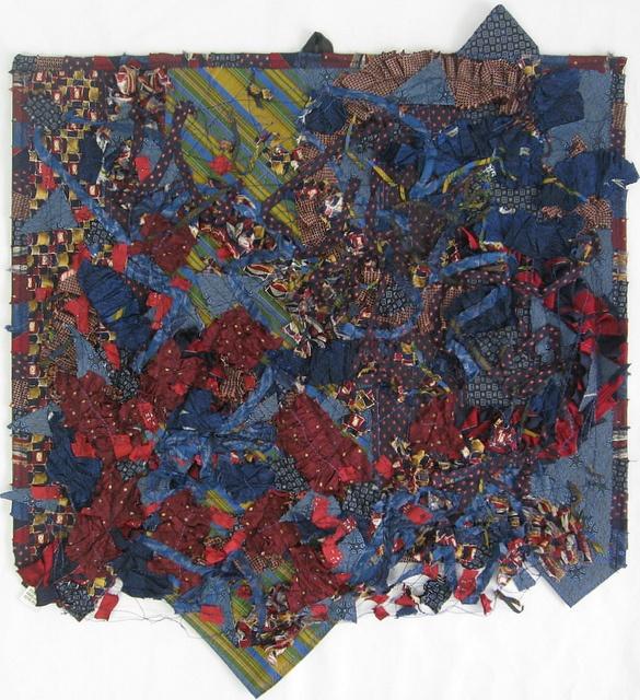 Silk Tie Wall Hanging Nancy Gamon Men S Ties Pinterest