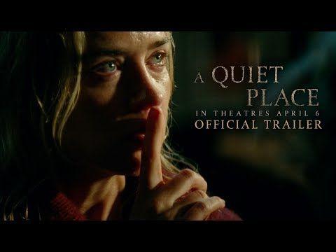 Ένα εξαιρετικά ενδιαφέρον φιλμ ψυχολογικού τρόμου αναμένεται να δούμε προς τα τέλη της άνοιξης στους κινηματογράφους της χώρας μας. Ονομάζεται A Quiet Place (ελληνικός τίτλος: Ένα Ήσυχο Μέρος) και πε #NEWS #Trailer