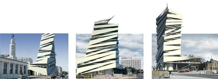 IPNOTIC Architecture Ewelina Jankowska/biuro projektowe :: architecture : selected projects : public : budynek biurowy przy drukarni Concordia -