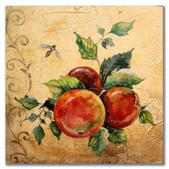 Sedwick Studio Purple Bowl Of Plums Fruit Bowl Still: 282 Best Images About APPLE And Apple Painting On
