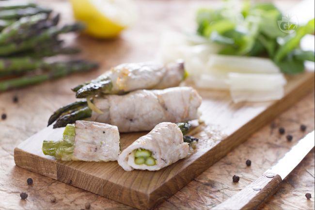 Ricetta Involtini ripieni di asparagi - Le Ricette di GialloZafferano.it