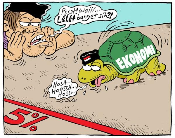 Mice Cartoon, Kontan - Mei 2015: Biar Lambat Asal Asalan...