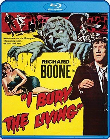 Richard Boone & Theodore Bikel & Albert Band-I Bury the Living