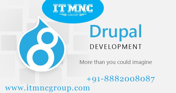 Drupal Development Company - ITMNC is a best drupal