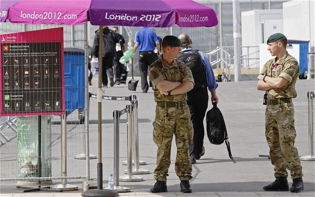 The head of the firm at the centre of the Olympics security fiasco has admitted to not knowing if the guards hired speak fluent English.