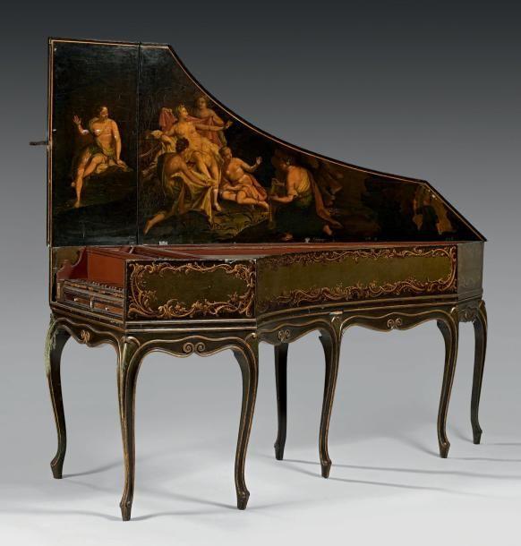 28 best harpsichord images on pinterest music. Black Bedroom Furniture Sets. Home Design Ideas
