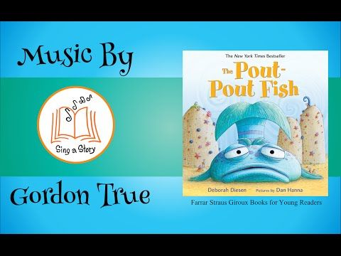 The Pout Pout Fish (Song) - YouTube
