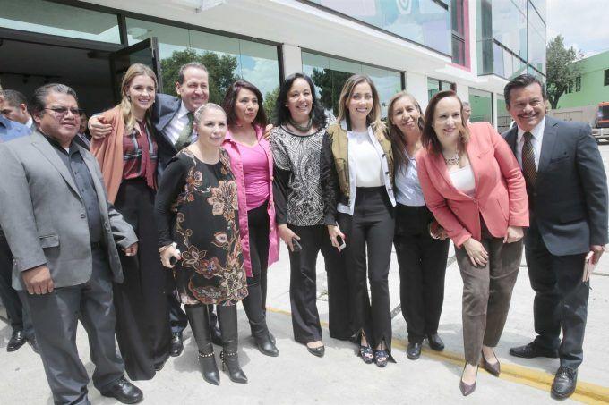 María Irene Dipp de Ávila asume presidencia honoraria del DIFEM – Edoméx Informa | Noticias del Estado de México