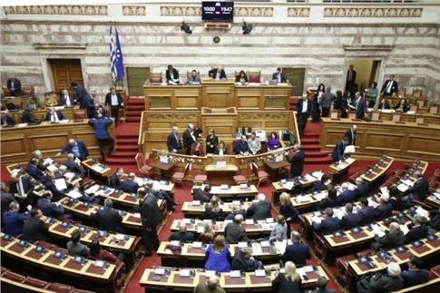 Νέα απειλητική επιστολή κατά βουλευτών για το Σκοπιανό