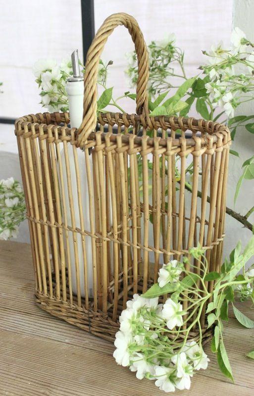 Basket Weaving Plants : Meilleures images ? propos de panier rotin co sur