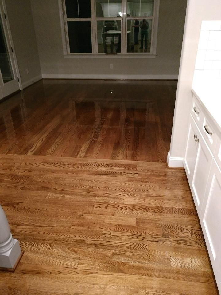 3 1 4 Inch 1 White Oak Stained In Dark Walnut Hardwood Floors Oak Stain White Oak
