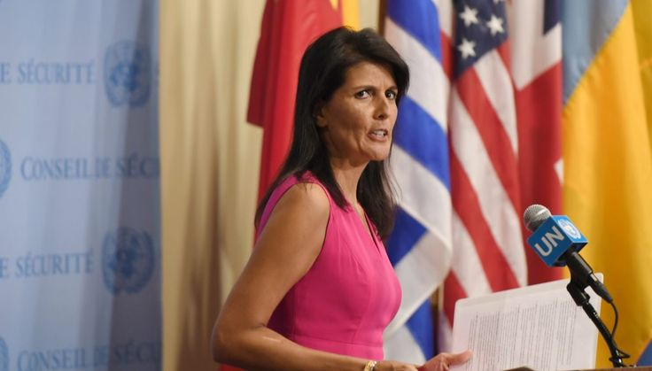 Amid rumors of Trump 'shakeup,' Nikki Haley has a damn good reason for not wanting to go to DC