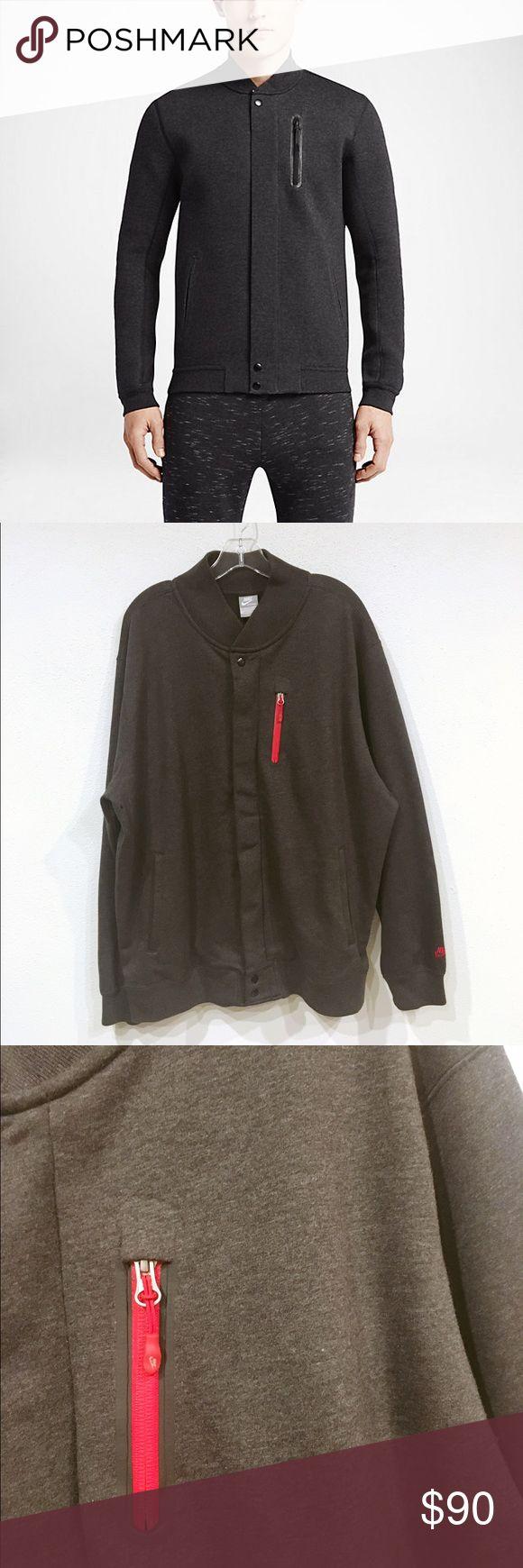 ‼️LAST CHANCE‼️ Nike Varsity Jacket 3mm Excellent condition. No trades. 1029 Nike Jackets & Coats Bomber & Varsity