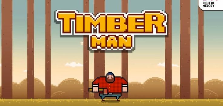 Günün Android Oyunu: Timberman http://ecanblog.com/gunun-android-oyunu-timberman/ #ecanblog