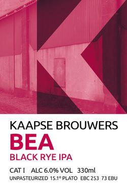 Een Rotterdamse Black Rye IPA van 6%. Een bijna zwart bier met een neus van Amerikaanse hop en lichtzoete rogge.Pause